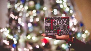 手作りクリスマスオーナメント、学校プレゼント交換に!