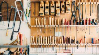 DIY女子にはたまらないオシャレ工具箱