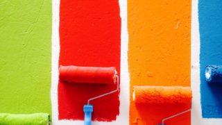 オスモカラー、塗り方次第で高級感が出る