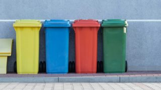 ゴミ箱にいくらかける?
